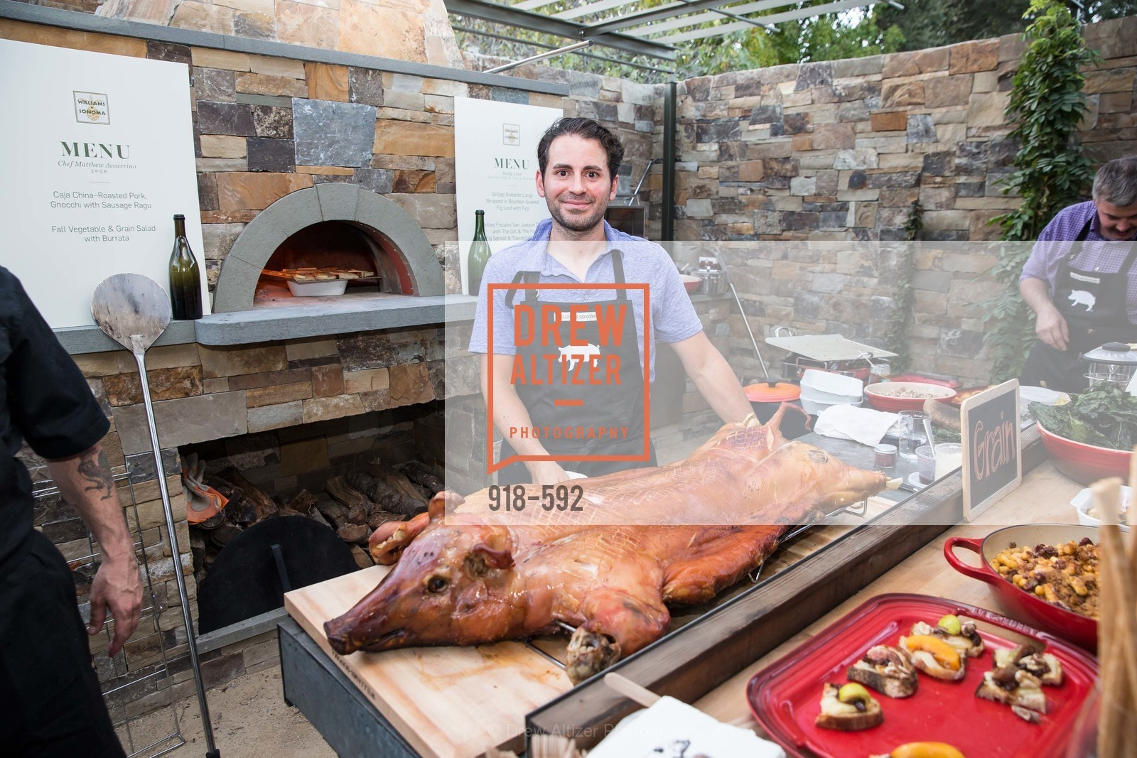 Matthew Accarino, WILLIAMS-SONOMA Cochon BBQ Celebration, US, October 3rd, 2014