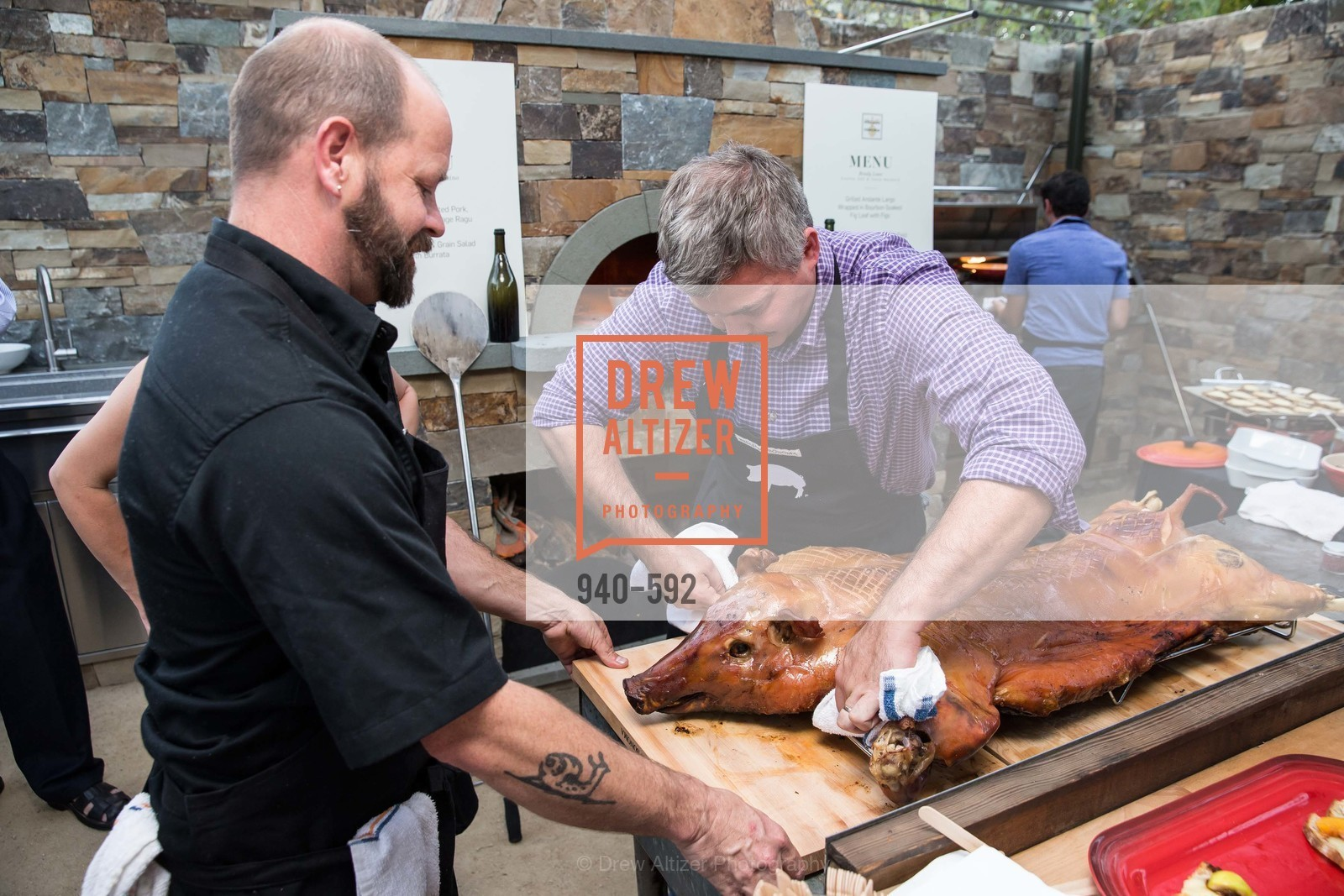 Extras, WILLIAMS-SONOMA Cochon BBQ Celebration, October 3rd, 2014, Photo,Drew Altizer, Drew Altizer Photography, full-service agency, private events, San Francisco photographer, photographer california