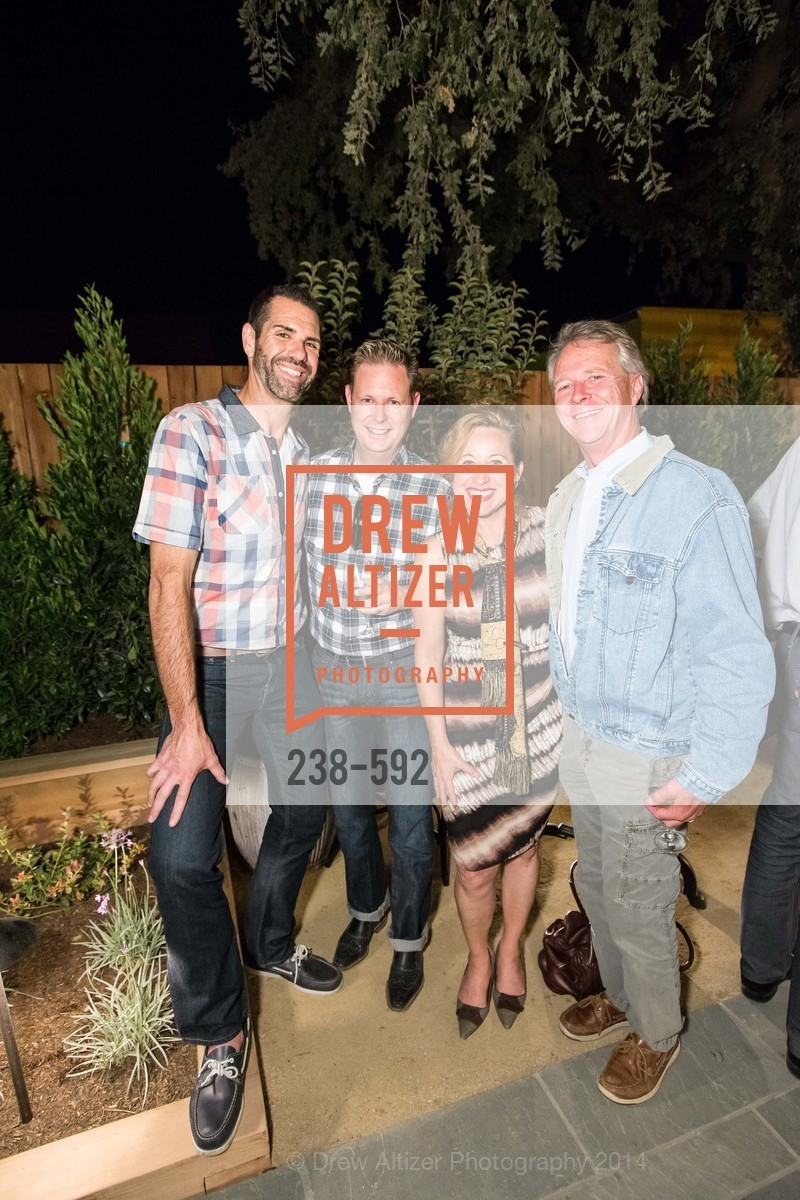 Anthony Marraffino, Kevin Virgo, Maria Cunningham, John Cunningham, WILLIAMS-SONOMA Cochon BBQ Celebration, US, October 3rd, 2014,Drew Altizer, Drew Altizer Photography, full-service agency, private events, San Francisco photographer, photographer california