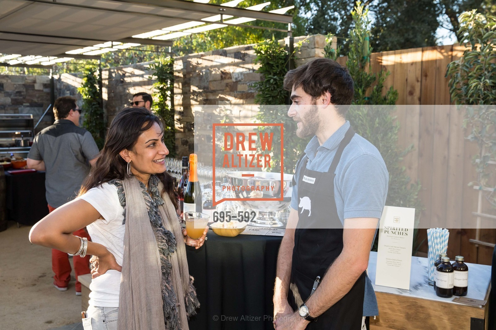 Monica Vhargava, WILLIAMS-SONOMA Cochon BBQ Celebration, US, October 3rd, 2014,Drew Altizer, Drew Altizer Photography, full-service agency, private events, San Francisco photographer, photographer california