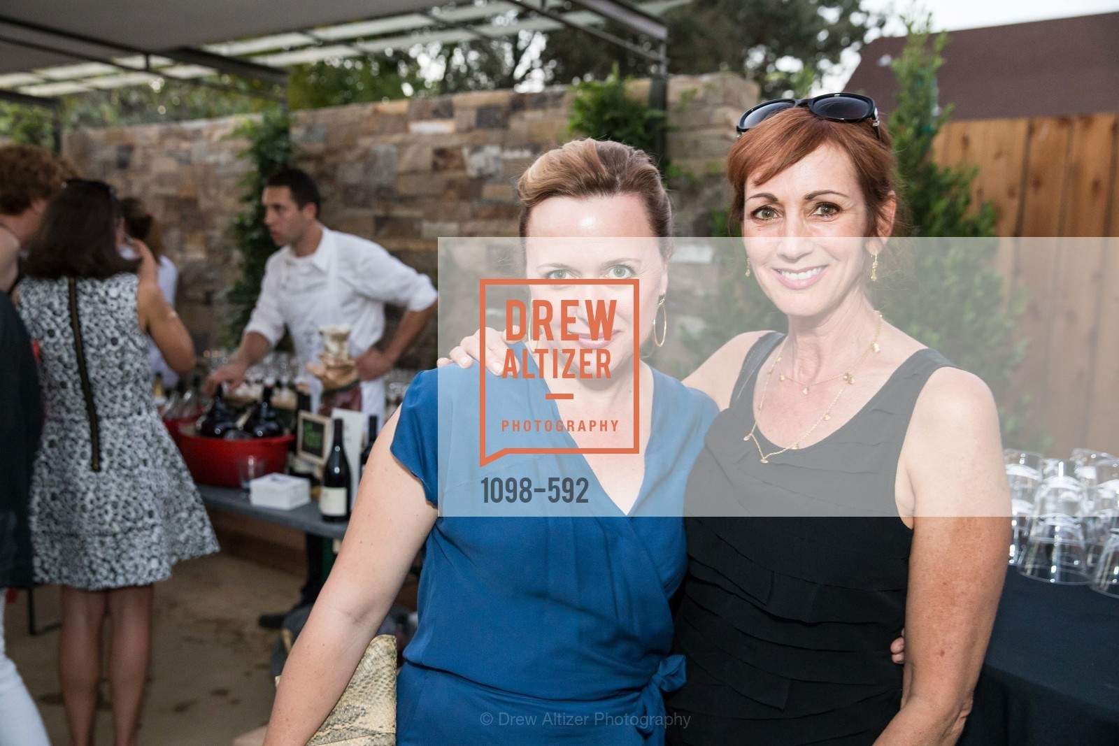 Monica Barrows, Leslie Bramwell Smith, WILLIAMS-SONOMA Cochon BBQ Celebration, US, October 3rd, 2014,Drew Altizer, Drew Altizer Photography, full-service agency, private events, San Francisco photographer, photographer california