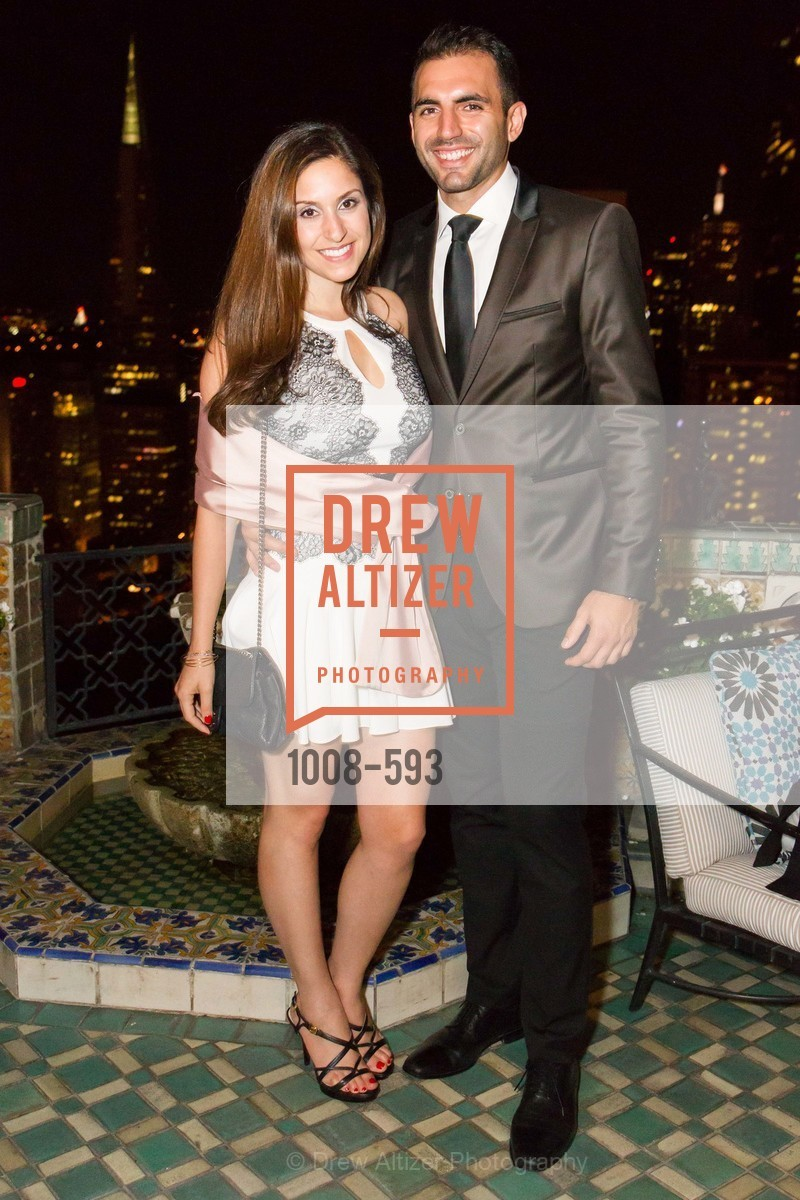 Roza Zadeh, Justin Moayed, COUTURE FOR A CAUSE, US, October 4th, 2014,Drew Altizer, Drew Altizer Photography, full-service agency, private events, San Francisco photographer, photographer california