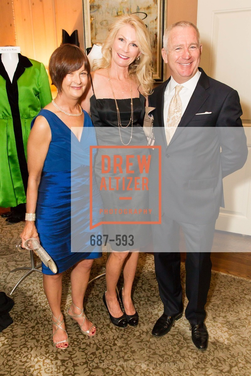 Debra Bernard, Anne Marie Hasting, Glenn McCoy, COUTURE FOR A CAUSE, US, October 5th, 2014