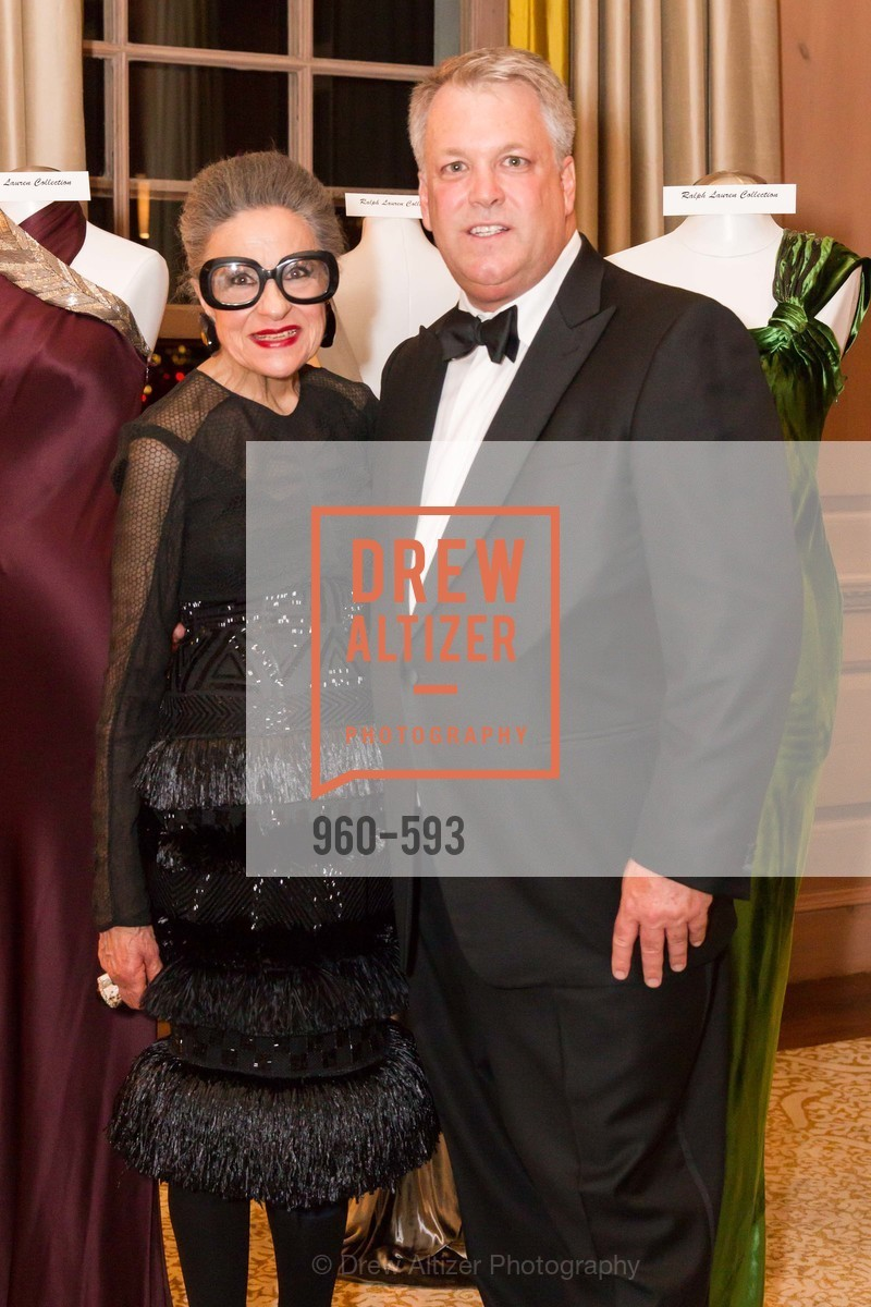 Joy Venturini Bianchi, Wes Carroll, COUTURE FOR A CAUSE, US, October 5th, 2014