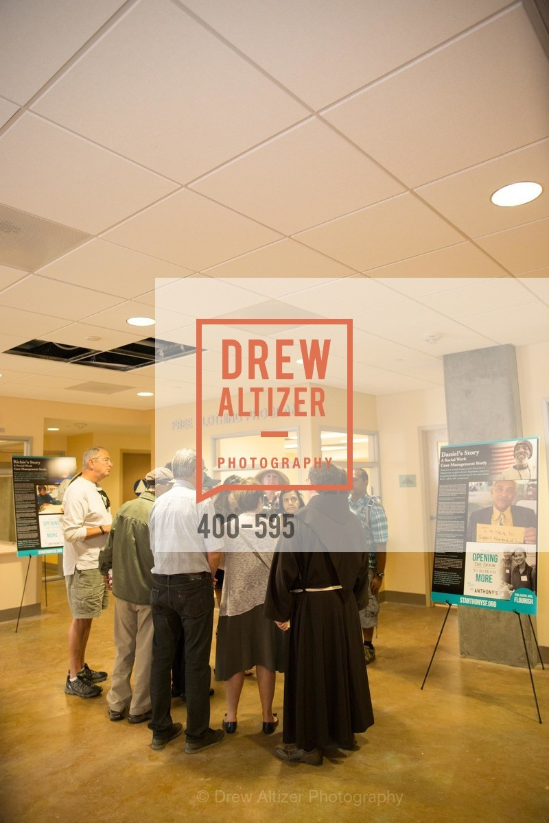 Atmosphere, ST. ANTHONY'S Dining Room Ribbon Cutting Ceremony, US, October 4th, 2014,Drew Altizer, Drew Altizer Photography, full-service agency, private events, San Francisco photographer, photographer california
