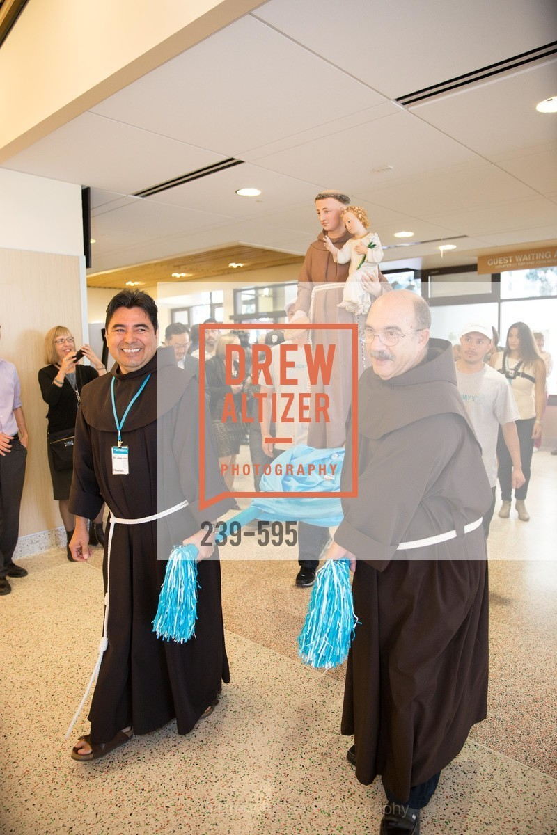 Father Jose Nerio, ST. ANTHONY'S Dining Room Ribbon Cutting Ceremony, US, October 5th, 2014,Drew Altizer, Drew Altizer Photography, full-service agency, private events, San Francisco photographer, photographer california
