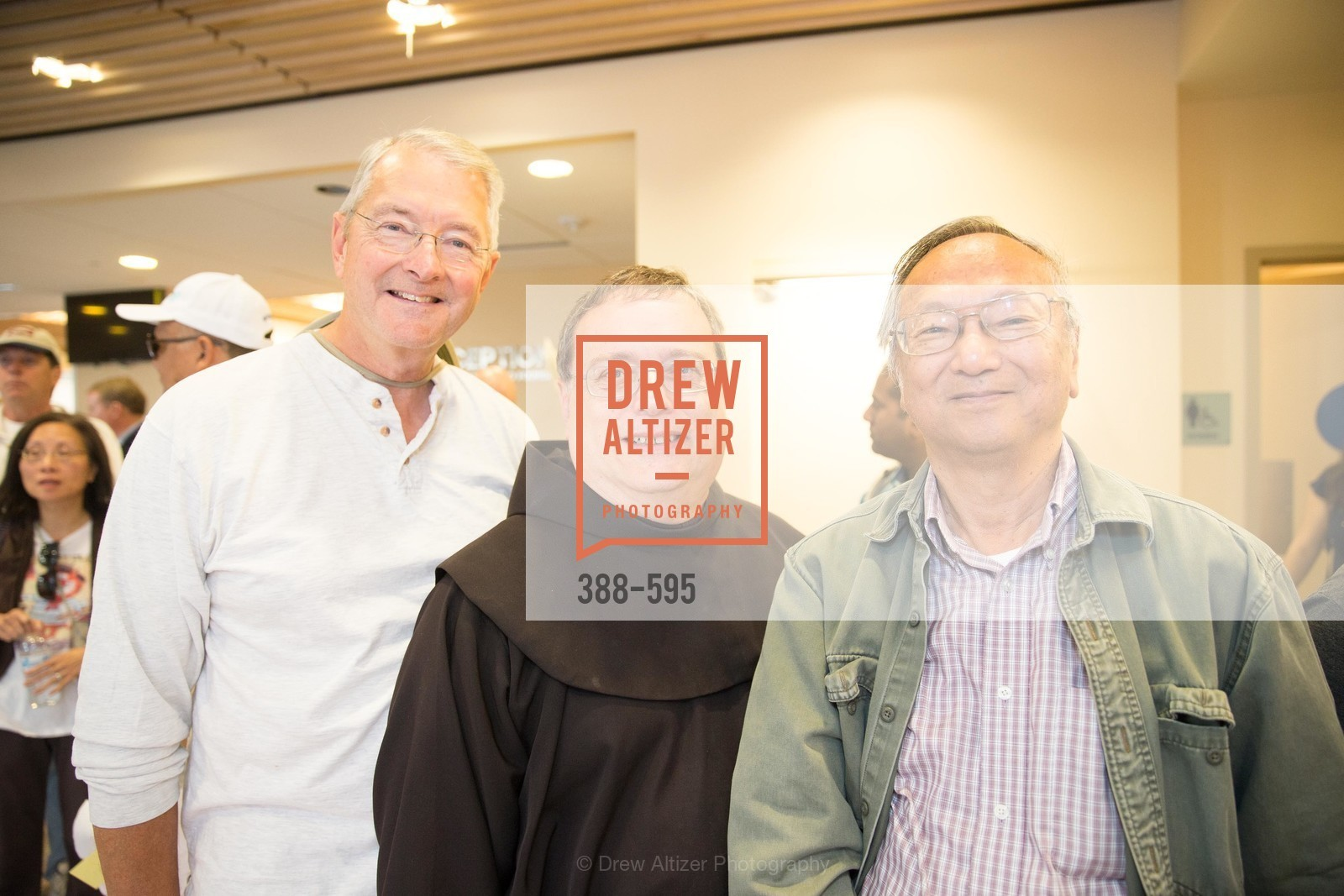 Brother James, George Kwan, ST. ANTHONY'S Dining Room Ribbon Cutting Ceremony, US, October 4th, 2014,Drew Altizer, Drew Altizer Photography, full-service agency, private events, San Francisco photographer, photographer california