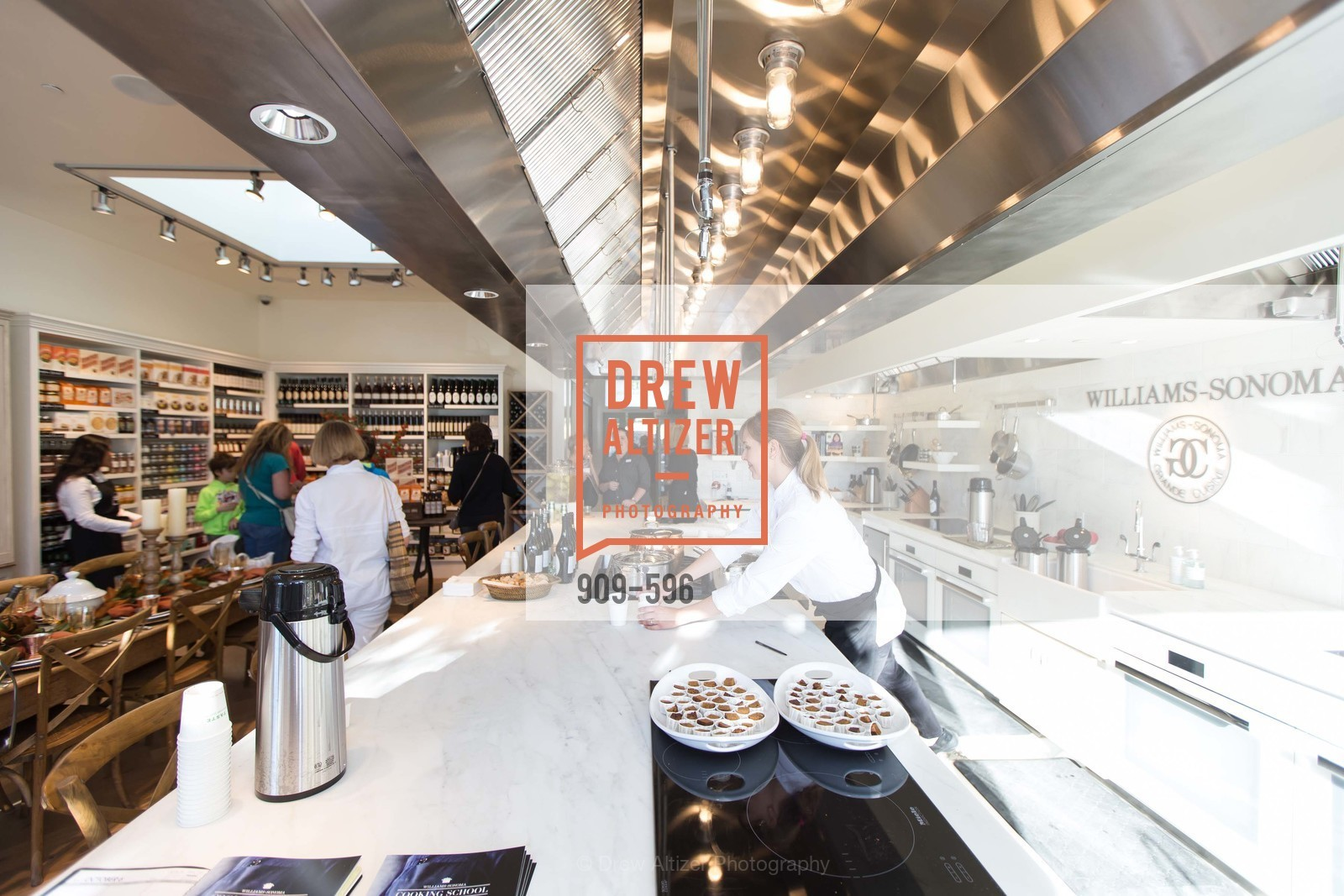Atmosphere, WILLIAMS-SONOMA Grand Re-Opening Breakfast, October 5th, 2014, Photo,Drew Altizer, Drew Altizer Photography, full-service event agency, private events, San Francisco photographer, photographer California