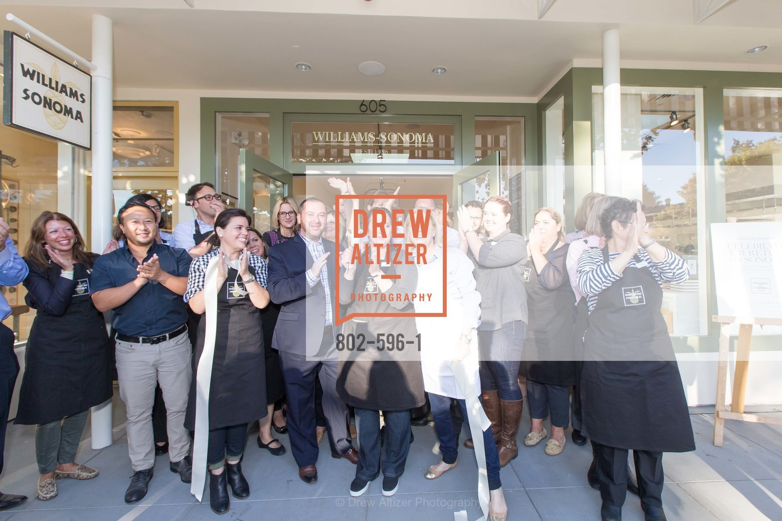 Extras, WILLIAMS-SONOMA Grand Re-Opening Breakfast, October 5th, 2014, Photo,Drew Altizer, Drew Altizer Photography, full-service agency, private events, San Francisco photographer, photographer california