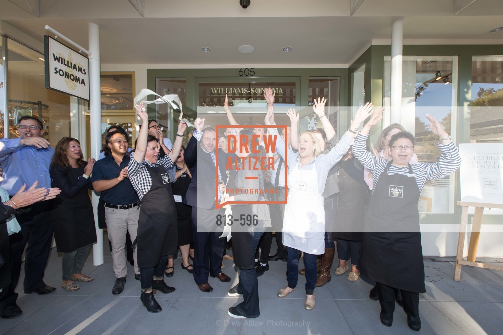 Extras, WILLIAMS-SONOMA Grand Re-Opening Breakfast, October 5th, 2014, Photo,Drew Altizer, Drew Altizer Photography, full-service event agency, private events, San Francisco photographer, photographer California