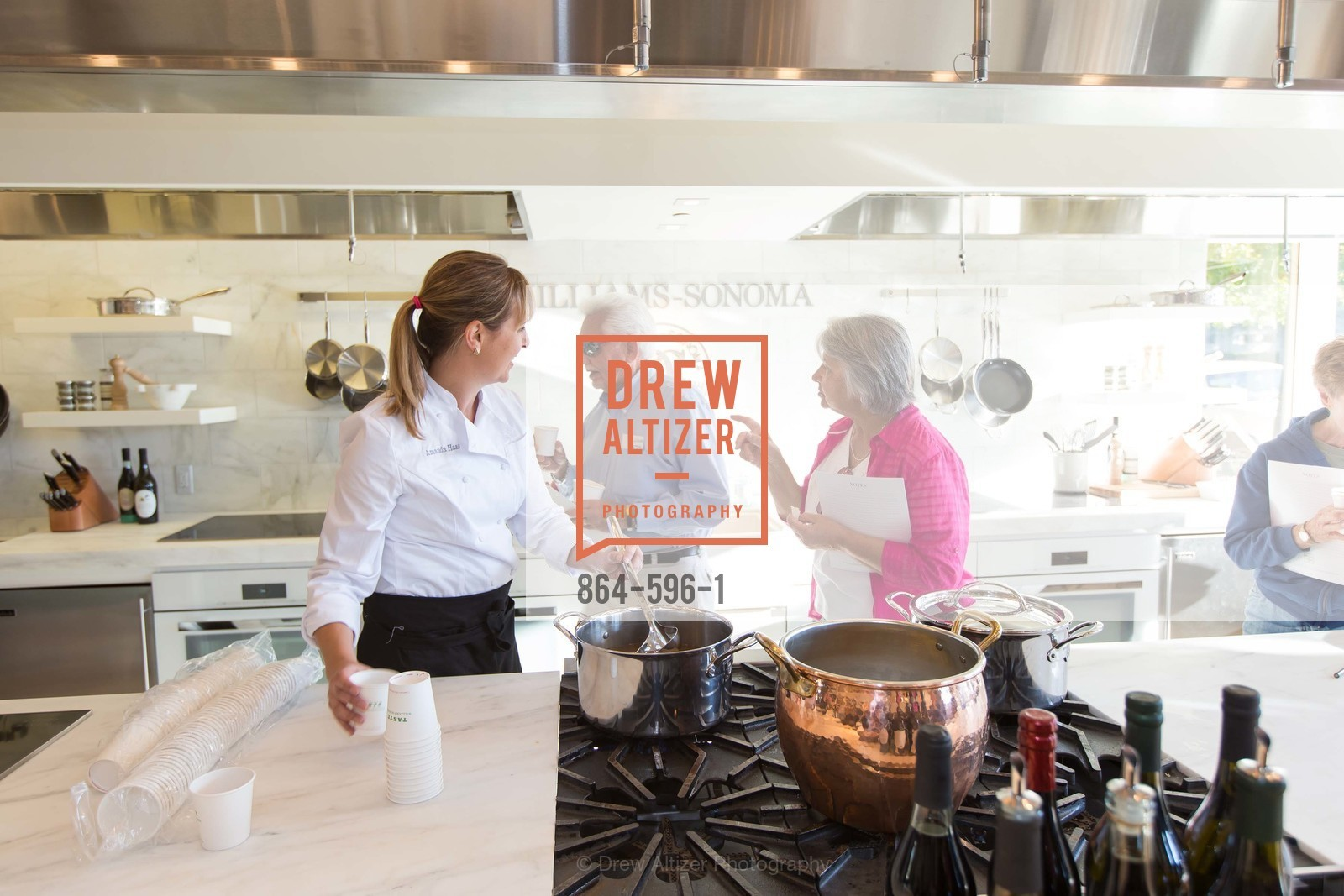 Extras, WILLIAMS-SONOMA Grand Re-Opening Breakfast, October 5th, 2014, Photo