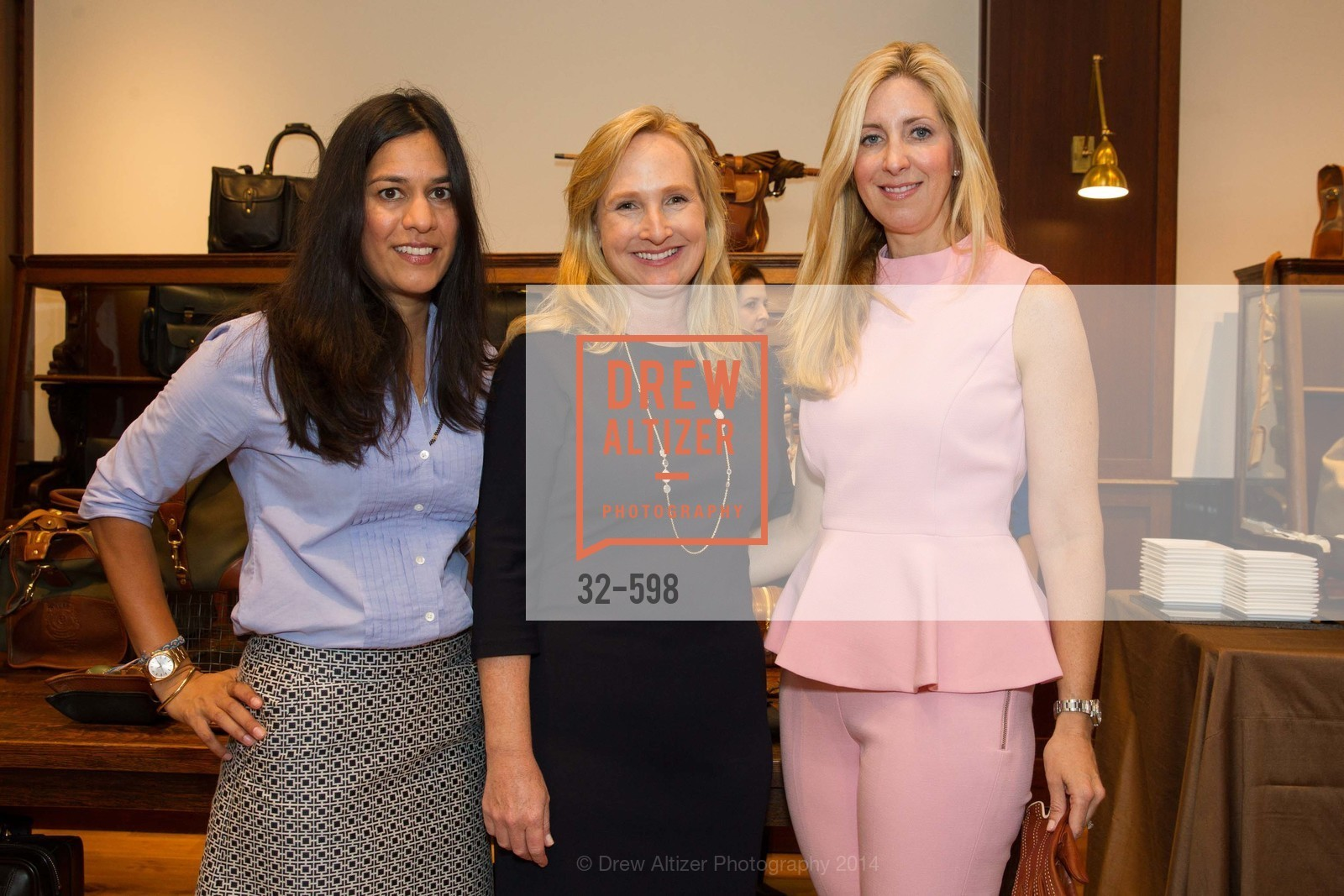 Krutika Patel, Anne Pedrero, Caroline Dixon, GHURKA FALL FASHION Press Preview Honoring the ZOO BOARD, US, October 7th, 2014,Drew Altizer, Drew Altizer Photography, full-service agency, private events, San Francisco photographer, photographer california