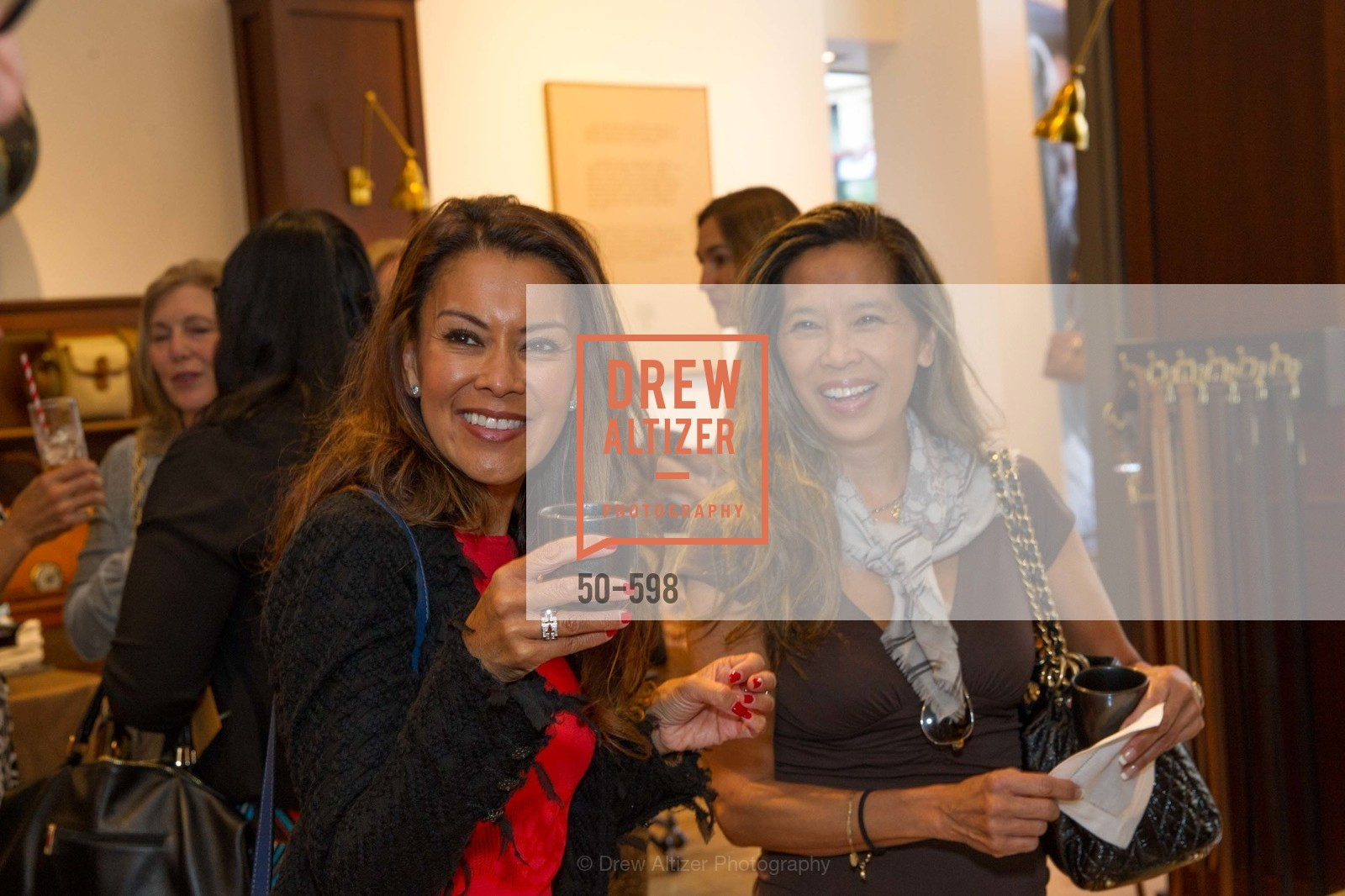 Veronica Villanueva, Jenny Wong, GHURKA FALL FASHION Press Preview Honoring the ZOO BOARD, US, October 8th, 2014,Drew Altizer, Drew Altizer Photography, full-service agency, private events, San Francisco photographer, photographer california