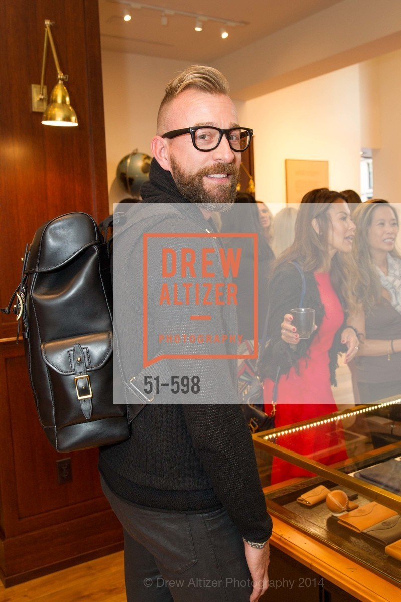 Michael Purdy, GHURKA FALL FASHION Press Preview Honoring the ZOO BOARD, US, October 7th, 2014,Drew Altizer, Drew Altizer Photography, full-service agency, private events, San Francisco photographer, photographer california