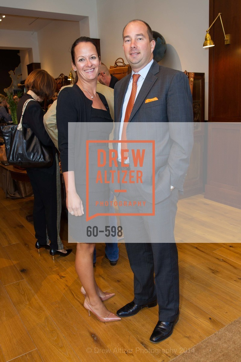 Elizabeth Minick, Jeff Minick, GHURKA FALL FASHION Press Preview Honoring the ZOO BOARD, US, October 7th, 2014,Drew Altizer, Drew Altizer Photography, full-service agency, private events, San Francisco photographer, photographer california