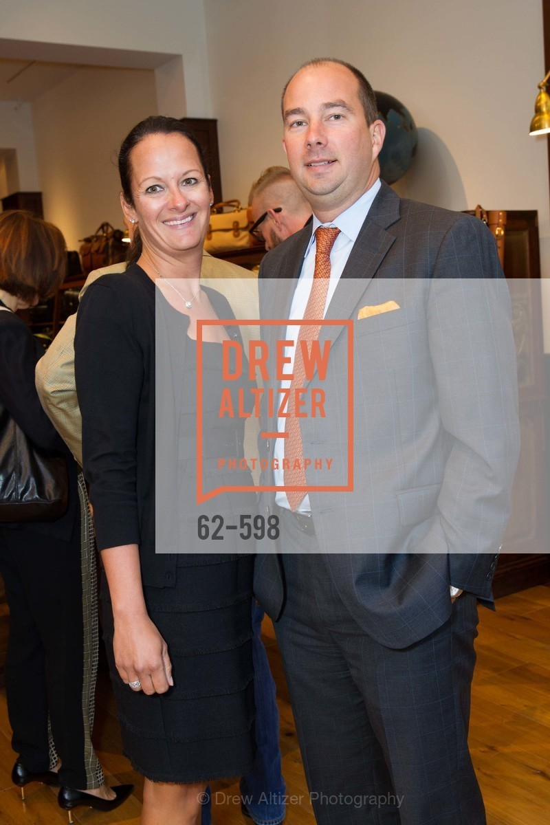 Elizabeth Minick, Jeff Minick, GHURKA FALL FASHION Press Preview Honoring the ZOO BOARD, US, October 8th, 2014,Drew Altizer, Drew Altizer Photography, full-service agency, private events, San Francisco photographer, photographer california
