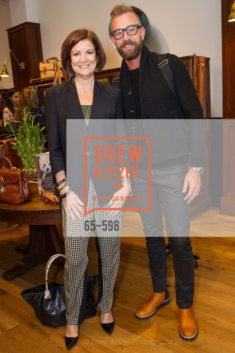 Debra Paterson, Michael Purdy, GHURKA FALL FASHION Press Preview Honoring the ZOO BOARD, US, October 7th, 2014,Drew Altizer, Drew Altizer Photography, full-service agency, private events, San Francisco photographer, photographer california