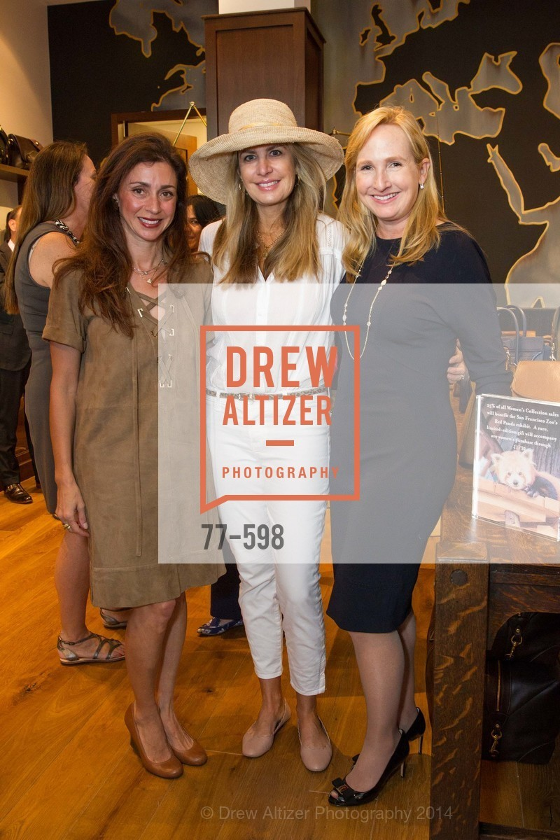 Maryam Muduroglu, Suzanne Levit, Anne Pedrero, GHURKA FALL FASHION Press Preview Honoring the ZOO BOARD, US, October 8th, 2014,Drew Altizer, Drew Altizer Photography, full-service agency, private events, San Francisco photographer, photographer california