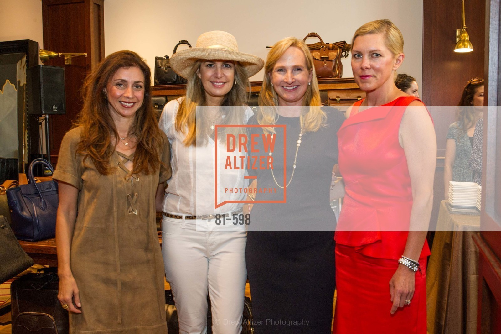 Maryam Muduroglu, Suzanne Levit, Anne Pedrero, Molly Farrell, GHURKA FALL FASHION Press Preview Honoring the ZOO BOARD, US, October 7th, 2014,Drew Altizer, Drew Altizer Photography, full-service agency, private events, San Francisco photographer, photographer california