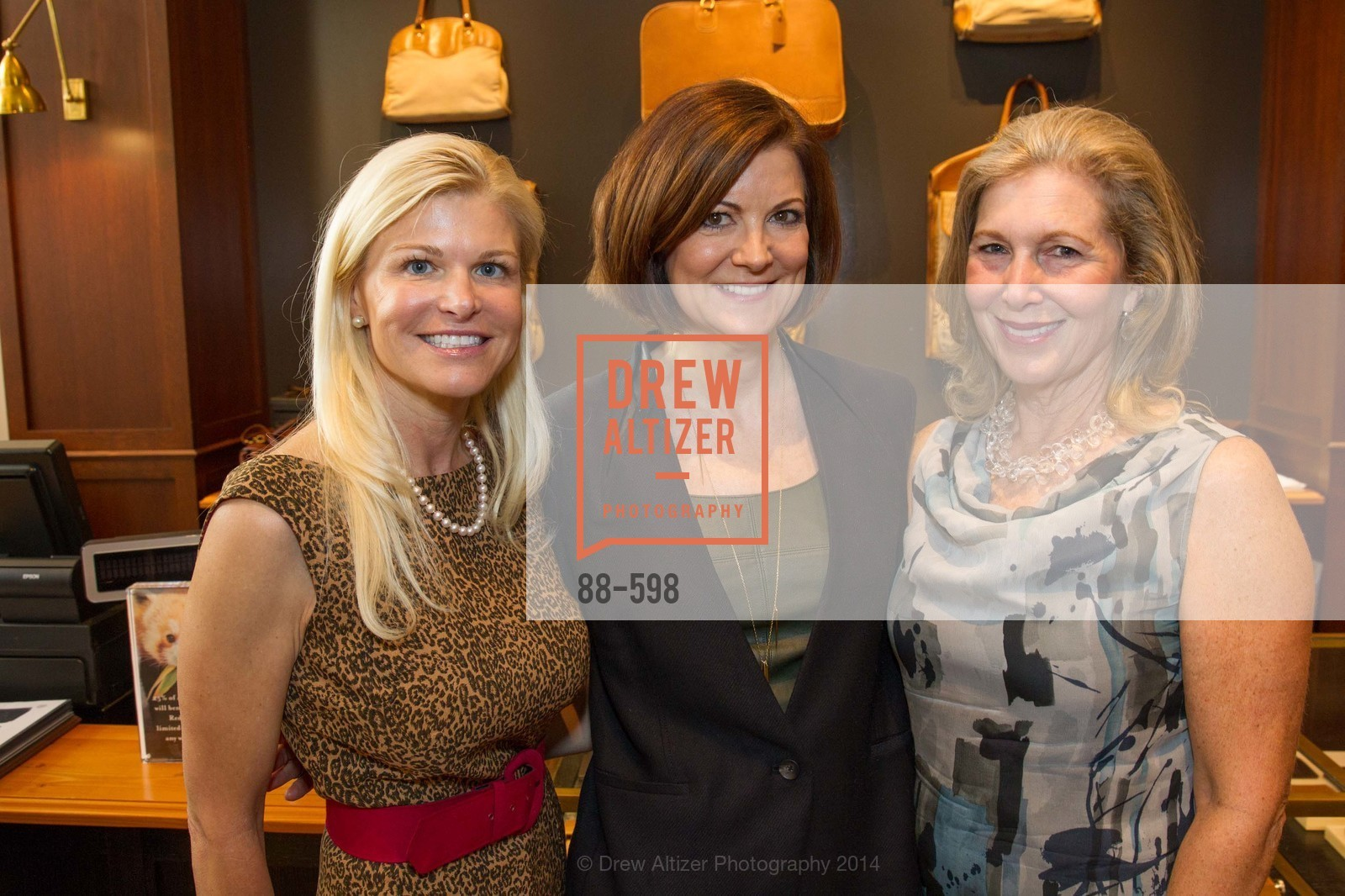 Lori Shigekane, Debra Paterson, Janie Friend, GHURKA FALL FASHION Press Preview Honoring the ZOO BOARD, US, October 8th, 2014,Drew Altizer, Drew Altizer Photography, full-service agency, private events, San Francisco photographer, photographer california