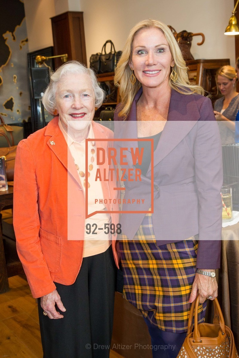 Marianne Peterson, Rosemary Baker, GHURKA FALL FASHION Press Preview Honoring the ZOO BOARD, US, October 7th, 2014,Drew Altizer, Drew Altizer Photography, full-service agency, private events, San Francisco photographer, photographer california