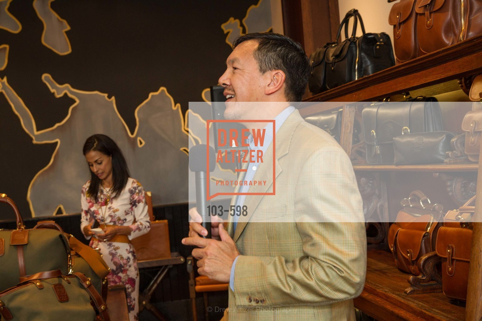 Tim Wu, GHURKA FALL FASHION Press Preview Honoring the ZOO BOARD, US, October 7th, 2014,Drew Altizer, Drew Altizer Photography, full-service agency, private events, San Francisco photographer, photographer california