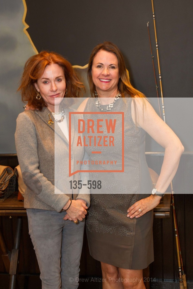 Brenda Jewett, Tanya Peterson, GHURKA FALL FASHION Press Preview Honoring the ZOO BOARD, US, October 8th, 2014,Drew Altizer, Drew Altizer Photography, full-service agency, private events, San Francisco photographer, photographer california