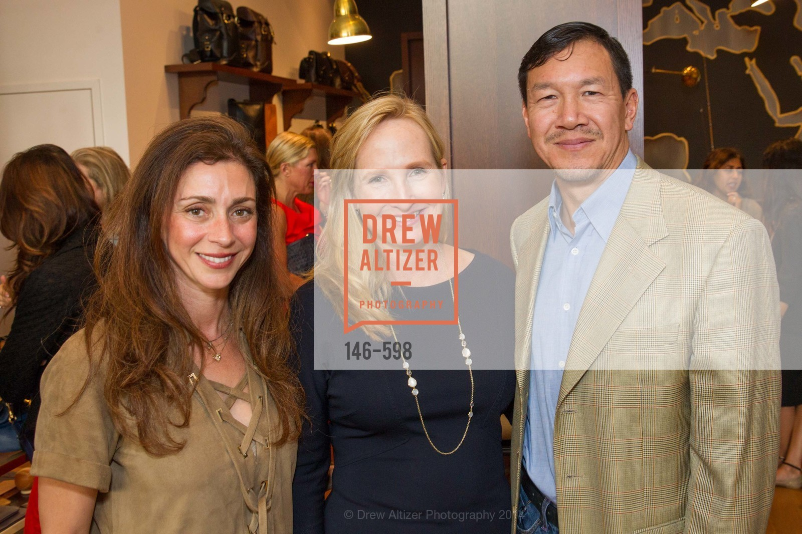 Maryam Muduroglu, Anne Pedrero, Tim Wu, GHURKA FALL FASHION Press Preview Honoring the ZOO BOARD, US, October 8th, 2014,Drew Altizer, Drew Altizer Photography, full-service agency, private events, San Francisco photographer, photographer california