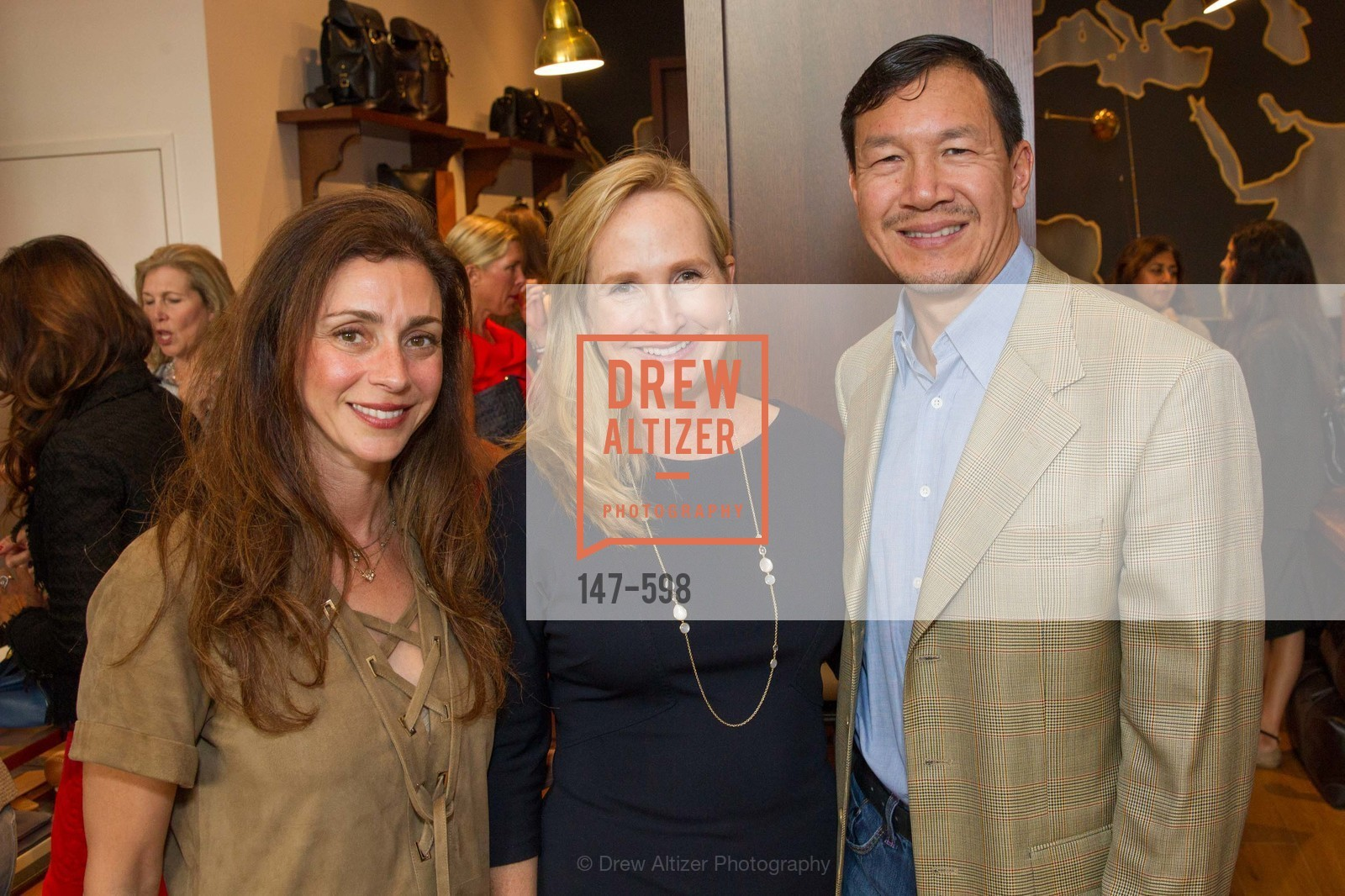 Maryam Muduroglu, Anne Pedrero, Tim Wu, GHURKA FALL FASHION Press Preview Honoring the ZOO BOARD, US, October 7th, 2014,Drew Altizer, Drew Altizer Photography, full-service agency, private events, San Francisco photographer, photographer california