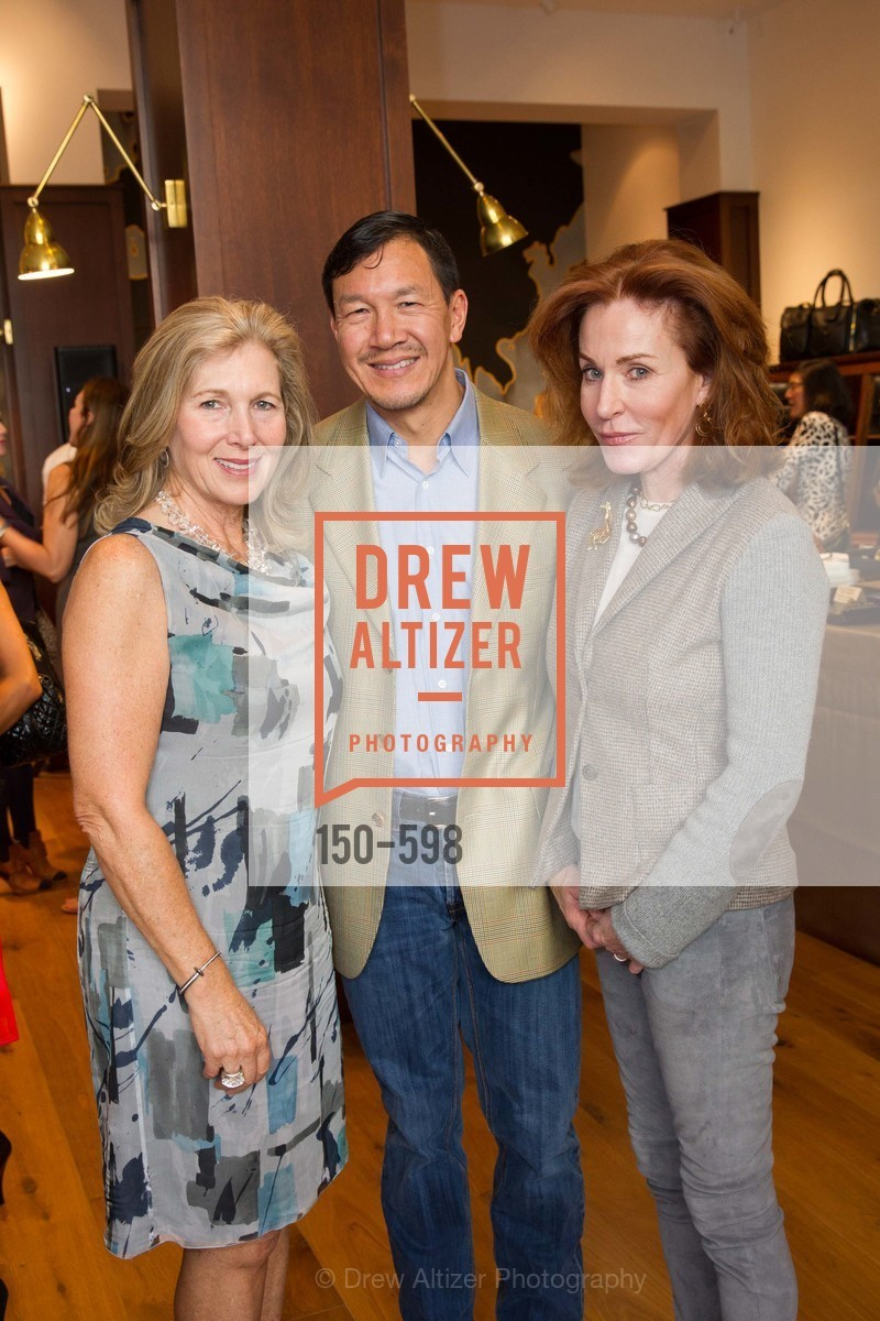 Janie Friend, Tim Wu, Brenda Jewett, GHURKA FALL FASHION Press Preview Honoring the ZOO BOARD, US, October 8th, 2014,Drew Altizer, Drew Altizer Photography, full-service agency, private events, San Francisco photographer, photographer california
