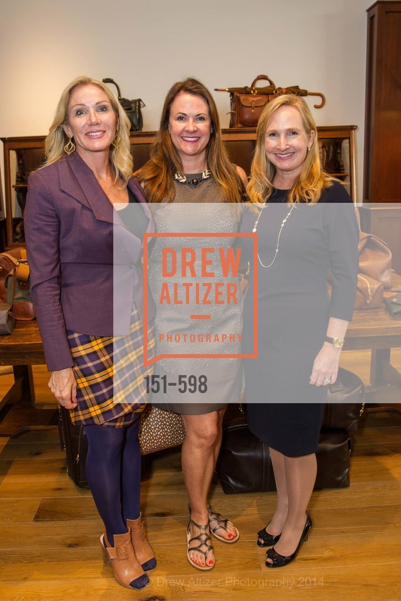 Rosemary Baker, Tanya Peterson, Anne Pedrero, GHURKA FALL FASHION Press Preview Honoring the ZOO BOARD, US, October 8th, 2014,Drew Altizer, Drew Altizer Photography, full-service agency, private events, San Francisco photographer, photographer california