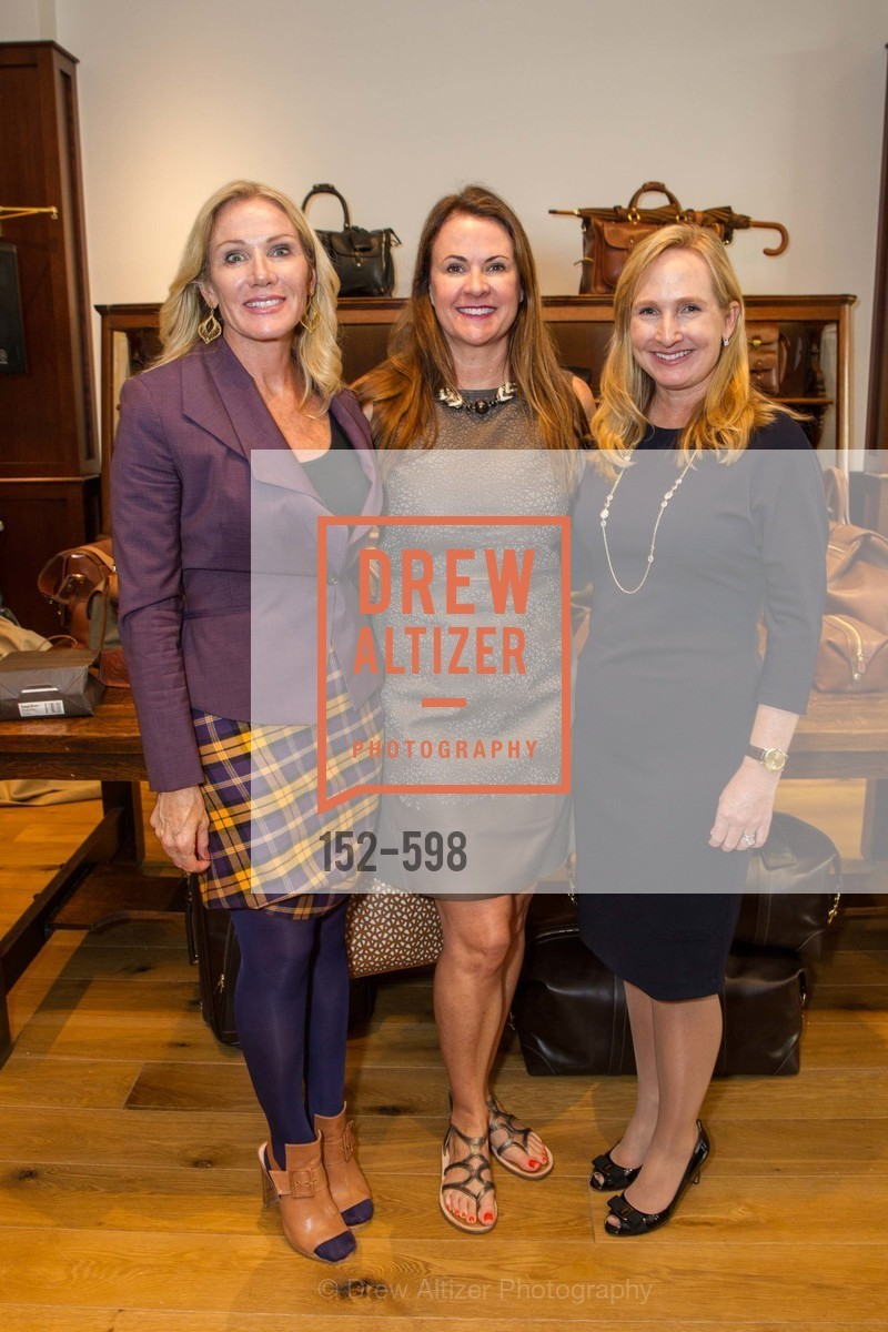 Rosemary Baker, Tanya Peterson, Anne Pedrero, GHURKA FALL FASHION Press Preview Honoring the ZOO BOARD, US, October 7th, 2014,Drew Altizer, Drew Altizer Photography, full-service agency, private events, San Francisco photographer, photographer california