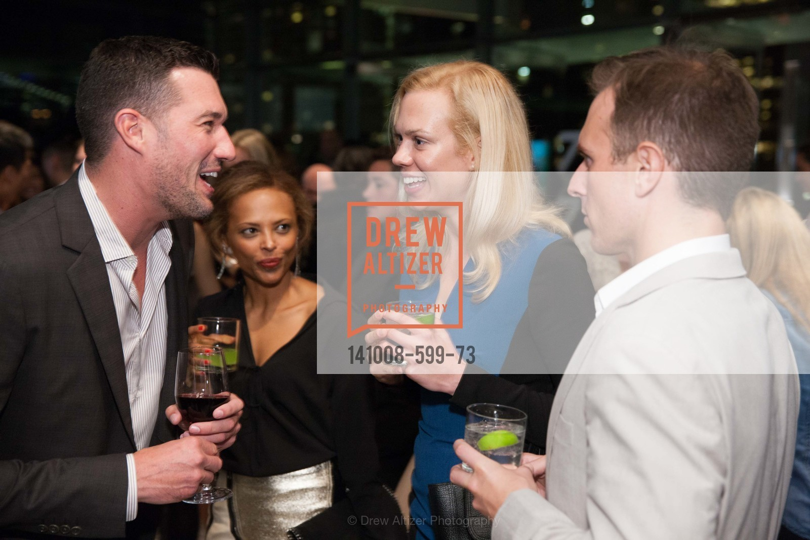 Erich Pearson, Rachelle Soderstrom, 7x7 HOT 20, US, October 9th, 2014,Drew Altizer, Drew Altizer Photography, full-service event agency, private events, San Francisco photographer, photographer California