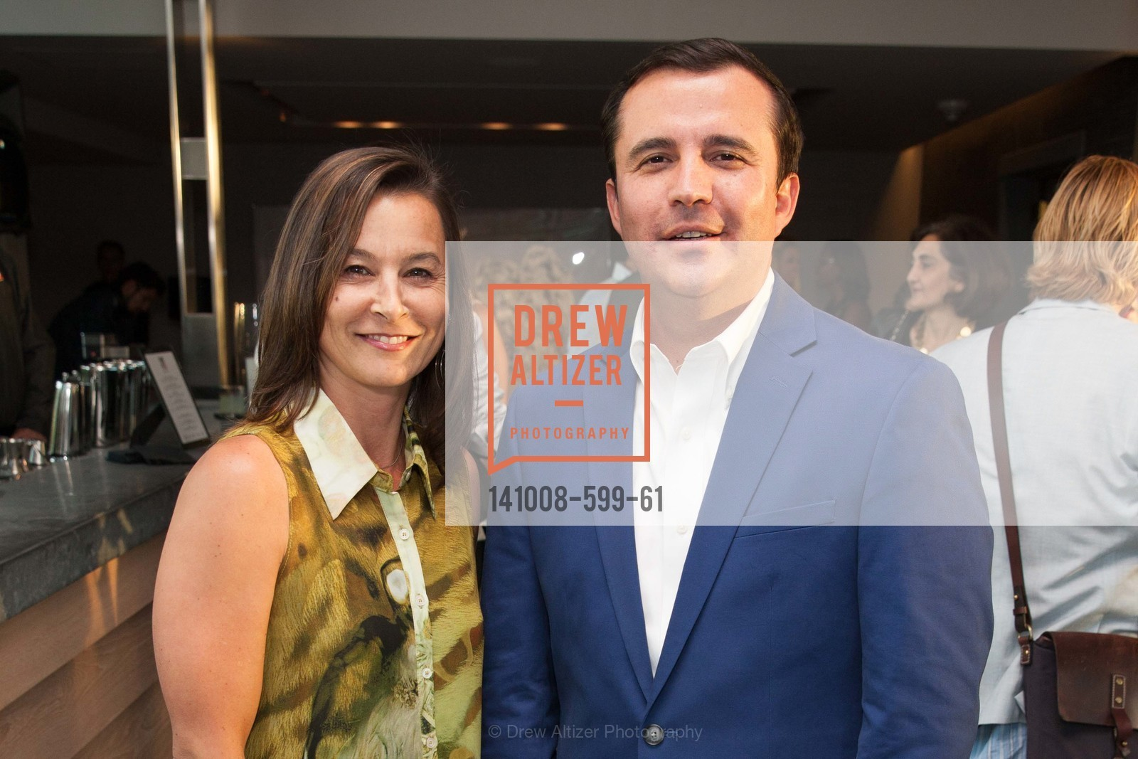Christine Aldeguer, George Jaramillo, 7x7 HOT 20, US, October 9th, 2014,Drew Altizer, Drew Altizer Photography, full-service event agency, private events, San Francisco photographer, photographer California