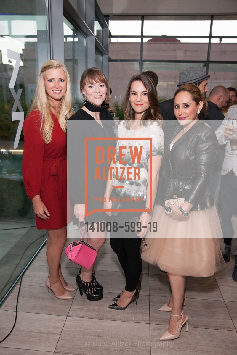 Ann Bedwell, Chloe Hennen, Natalie Wages, Brenda Zarate, 7x7 HOT 20, US, October 9th, 2014,Drew Altizer, Drew Altizer Photography, full-service agency, private events, San Francisco photographer, photographer california