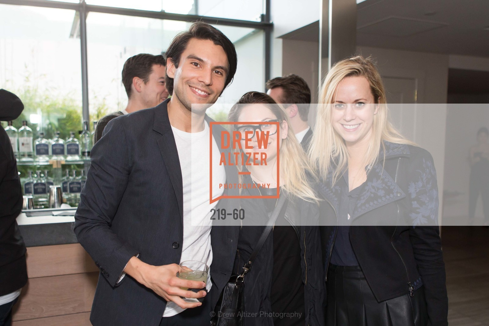 Carlos Rivera-Anaya, Hillary Sloan, Leanne Grit, MR PORTER Celebrate The San Francisco Issue of The Journal, The Battery Rooftop - The Battery SF, April 23rd, 2015,Drew Altizer, Drew Altizer Photography, full-service agency, private events, San Francisco photographer, photographer california