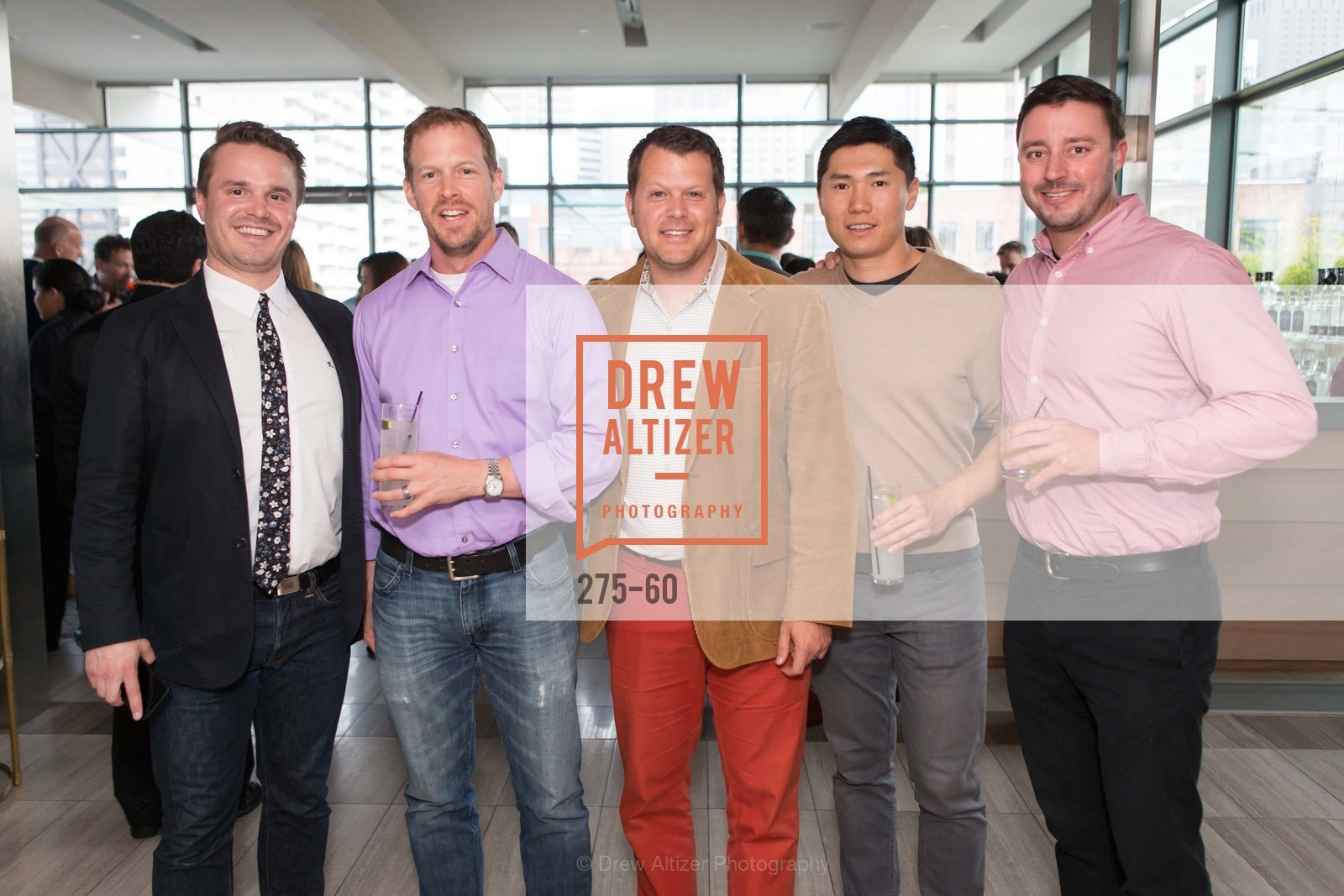 Michael Krueger, John McNulty, David Luntz, Randy Sun, Devon Griswall, MR PORTER Celebrate The San Francisco Issue of The Journal, The Battery Rooftop - The Battery SF, April 23rd, 2015,Drew Altizer, Drew Altizer Photography, full-service agency, private events, San Francisco photographer, photographer california