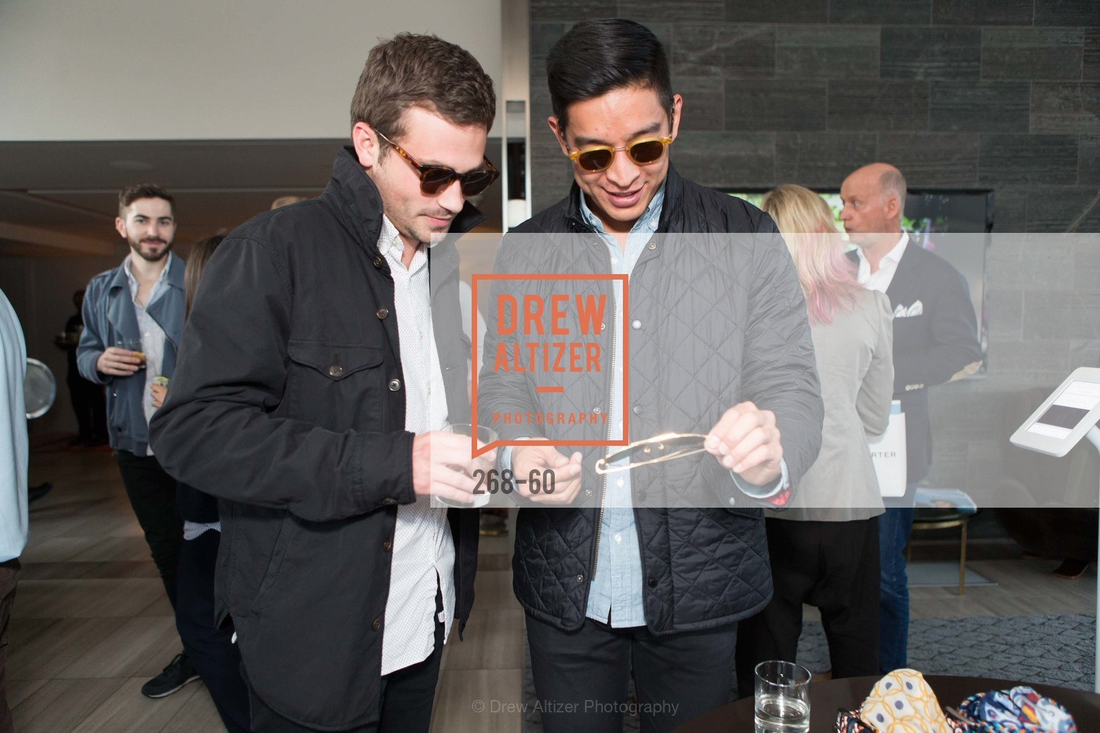 Jordan Bewtner, Alex Kim, MR PORTER Celebrate The San Francisco Issue of The Journal, The Battery Rooftop - The Battery SF, April 23rd, 2015,Drew Altizer, Drew Altizer Photography, full-service event agency, private events, San Francisco photographer, photographer California