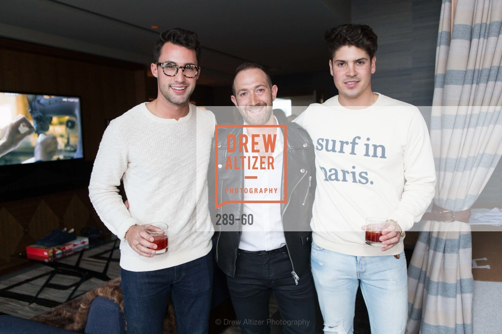 Chris Lynn, Brian Mehr, Brock Williams, MR PORTER Celebrate The San Francisco Issue of The Journal, The Battery Rooftop - The Battery SF, April 23rd, 2015,Drew Altizer, Drew Altizer Photography, full-service agency, private events, San Francisco photographer, photographer california