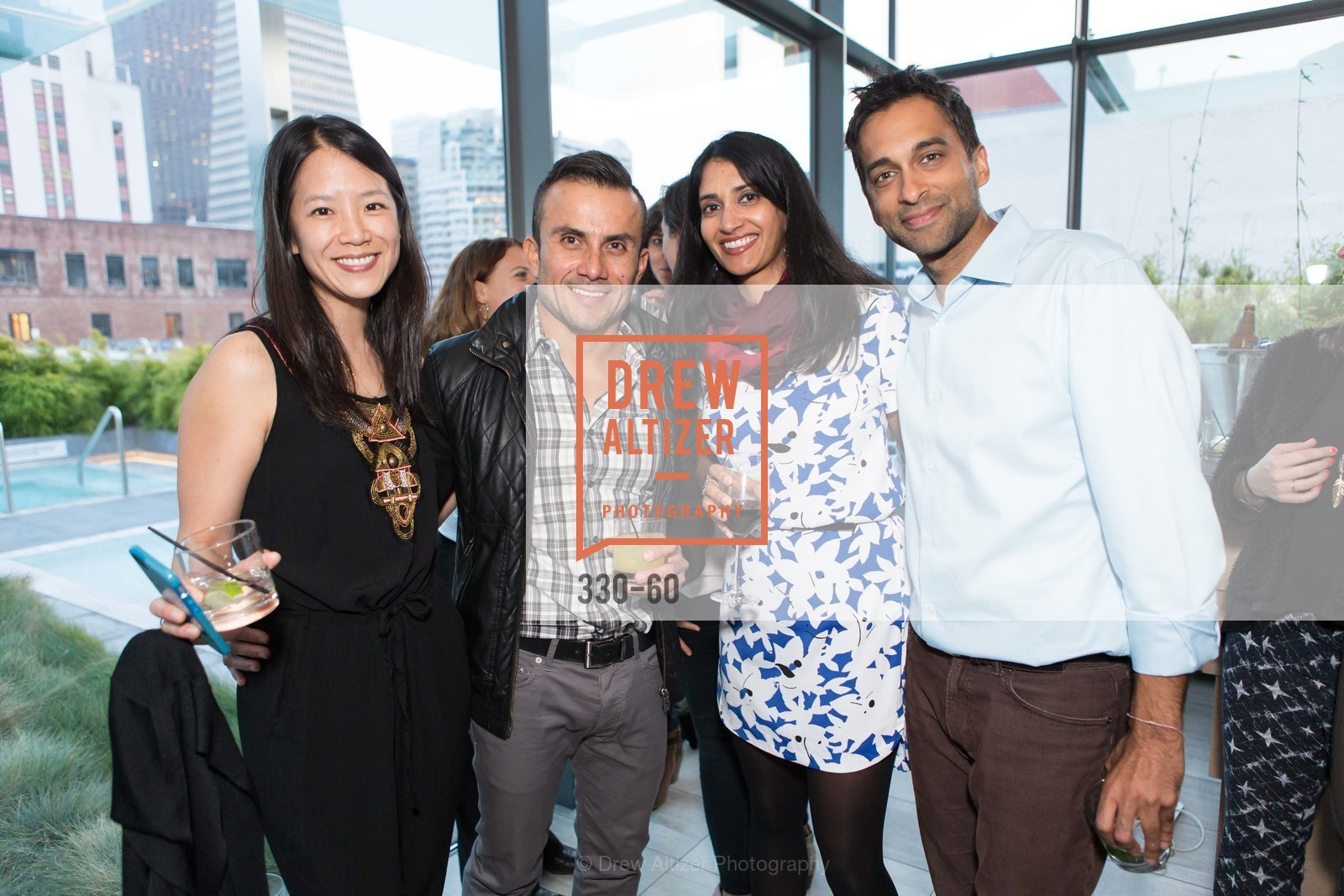 MingMing Kwan, Carlos Bermudez, Sapna Meister, Huns Mith, MR PORTER Celebrate The San Francisco Issue of The Journal, The Battery Rooftop - The Battery SF, April 23rd, 2015,Drew Altizer, Drew Altizer Photography, full-service agency, private events, San Francisco photographer, photographer california