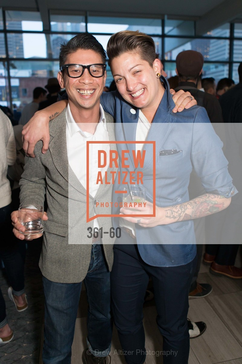 Fidel Lirio, Tulio Leyva, MR PORTER Celebrate The San Francisco Issue of The Journal, The Battery Rooftop - The Battery SF, April 23rd, 2015,Drew Altizer, Drew Altizer Photography, full-service agency, private events, San Francisco photographer, photographer california