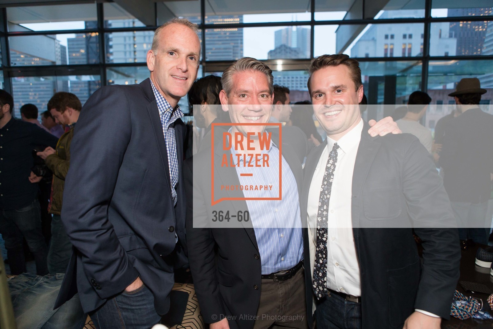 Lawrence Kelly, Brian Benicky, MR PORTER Celebrate The San Francisco Issue of The Journal, The Battery Rooftop - The Battery SF, April 23rd, 2015,Drew Altizer, Drew Altizer Photography, full-service agency, private events, San Francisco photographer, photographer california
