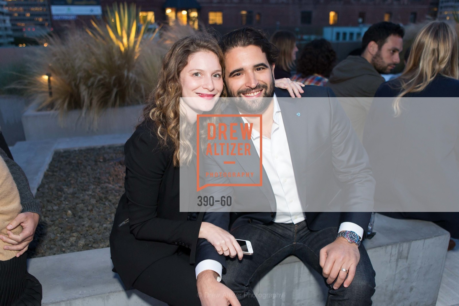 Emily Blink, Josh Blink, MR PORTER Celebrate The San Francisco Issue of The Journal, The Battery Rooftop - The Battery SF, April 23rd, 2015,Drew Altizer, Drew Altizer Photography, full-service agency, private events, San Francisco photographer, photographer california