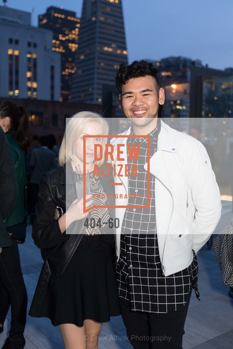 Kate Taravula, Tamerlane Sanchez, MR PORTER Celebrate The San Francisco Issue of The Journal, The Battery Rooftop - The Battery SF, April 23rd, 2015,Drew Altizer, Drew Altizer Photography, full-service agency, private events, San Francisco photographer, photographer california