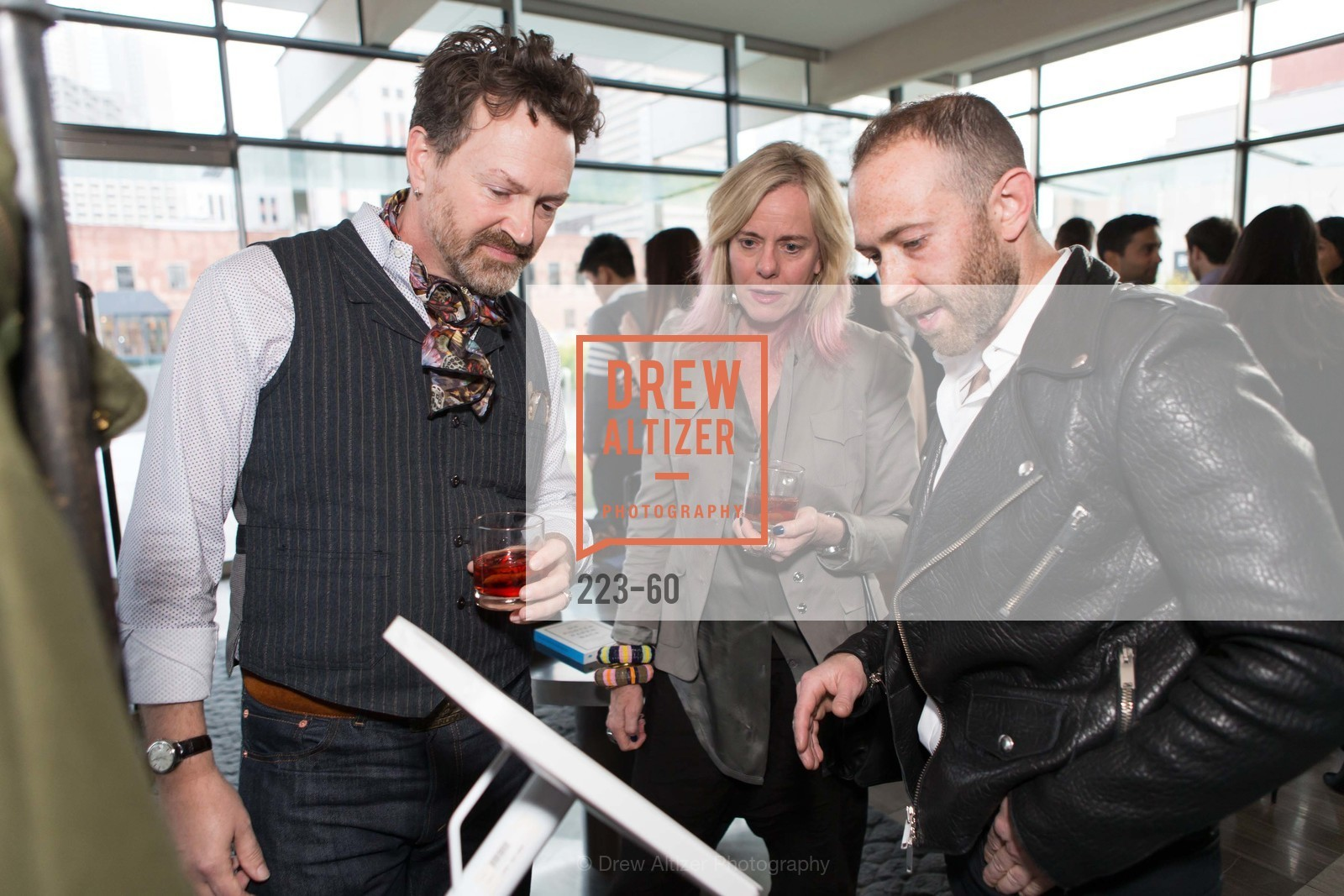 Paul D'Orleans, Susan McLaughlin, MR PORTER Celebrate The San Francisco Issue of The Journal, The Battery Rooftop - The Battery SF, April 23rd, 2015,Drew Altizer, Drew Altizer Photography, full-service agency, private events, San Francisco photographer, photographer california