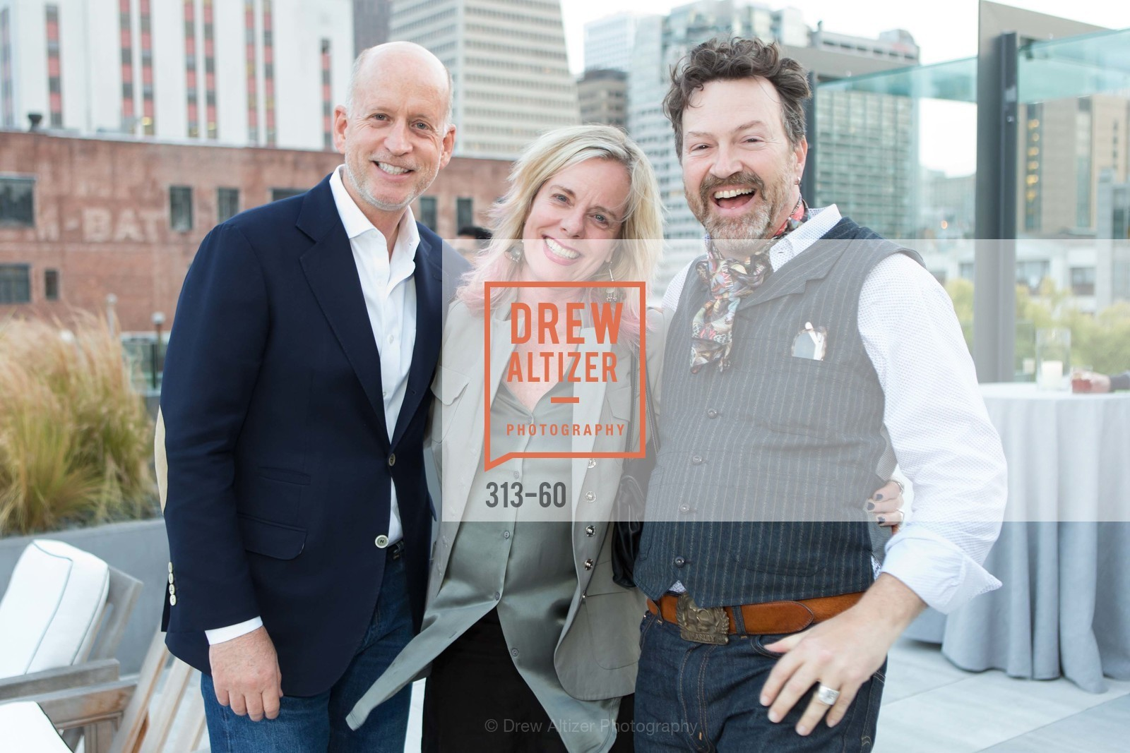 Gus Wallbolt, Susan McLaughlin, Paul D'Orleans, MR PORTER Celebrate The San Francisco Issue of The Journal, The Battery Rooftop - The Battery SF, April 23rd, 2015,Drew Altizer, Drew Altizer Photography, full-service agency, private events, San Francisco photographer, photographer california