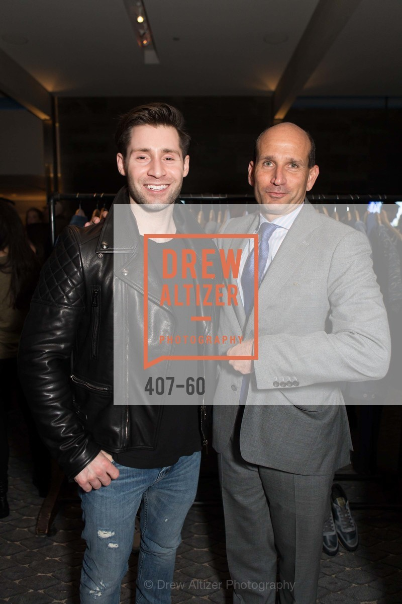 Ryan Goldstein, John Brodie, MR PORTER Celebrate The San Francisco Issue of The Journal, The Battery Rooftop - The Battery SF, April 23rd, 2015,Drew Altizer, Drew Altizer Photography, full-service agency, private events, San Francisco photographer, photographer california