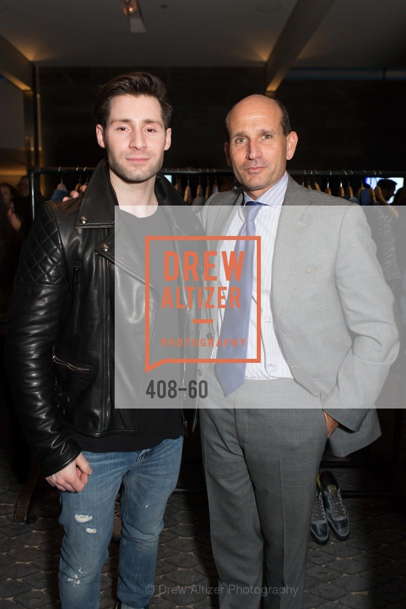 Ryan Goldstein, John Brodie, MR PORTER Celebrate The San Francisco Issue of The Journal, The Battery Rooftop - The Battery SF, April 23rd, 2015,Drew Altizer, Drew Altizer Photography, full-service event agency, private events, San Francisco photographer, photographer California