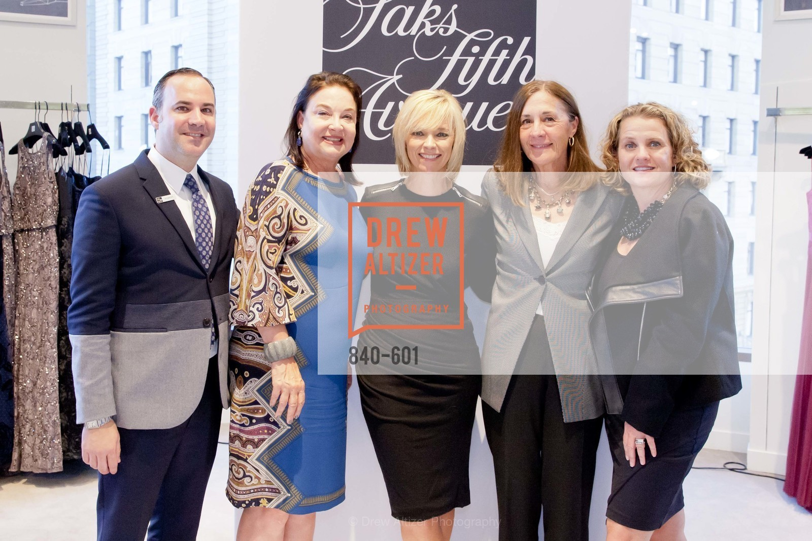 Robert Arnold-Kraft, Elizabeth Merrill, Avril Graham, Melissa Tulp, SAKS FIFTH AVENUE and HARPER'S BAZAAR Host the San Francisco Yacht Club, US, October 9th, 2014,Drew Altizer, Drew Altizer Photography, full-service agency, private events, San Francisco photographer, photographer california