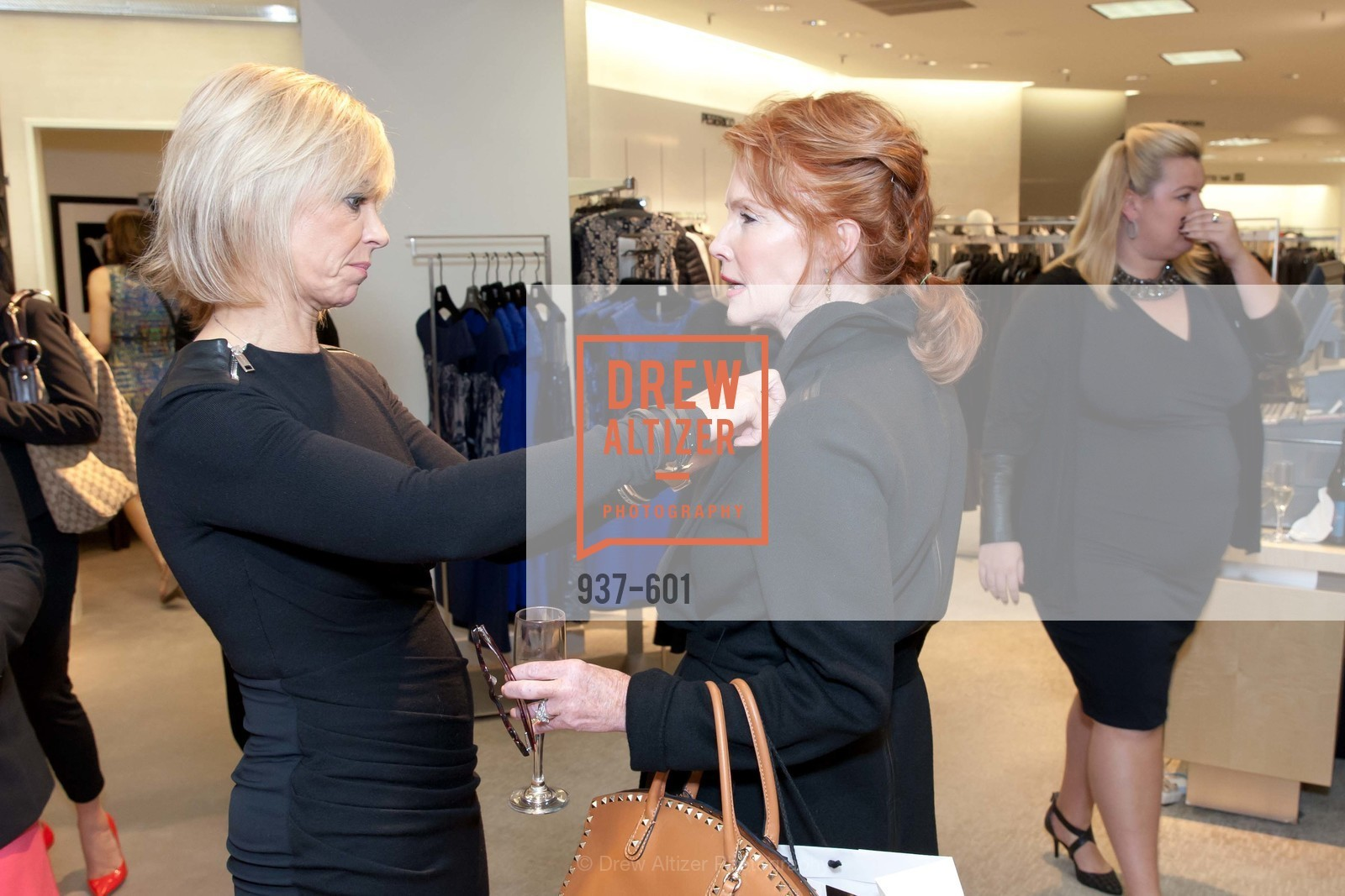 Avril Graham, Maureen Herr, SAKS FIFTH AVENUE and HARPER'S BAZAAR Host the San Francisco Yacht Club, US, October 9th, 2014,Drew Altizer, Drew Altizer Photography, full-service agency, private events, San Francisco photographer, photographer california
